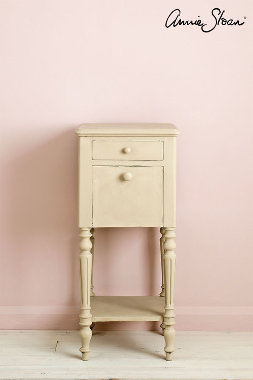 Möbel målad med Annie Sloan Chalk Paint Country Grey
