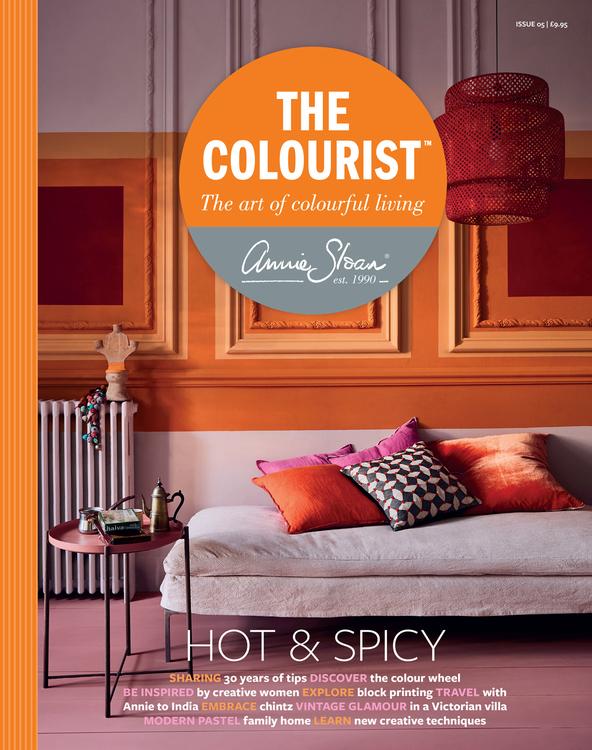 The Colourist Nr 5