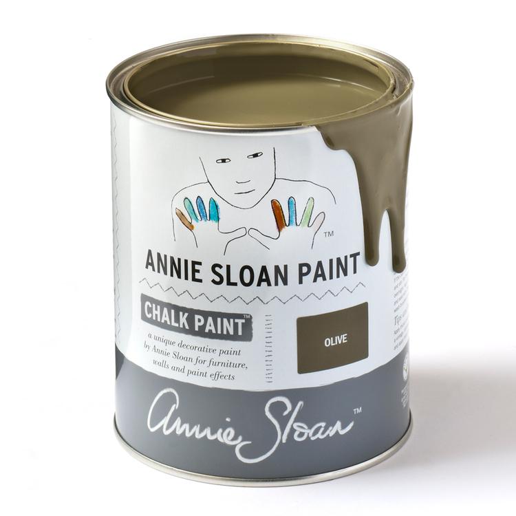 Annie Sloan Chalk Paint Olive 1L