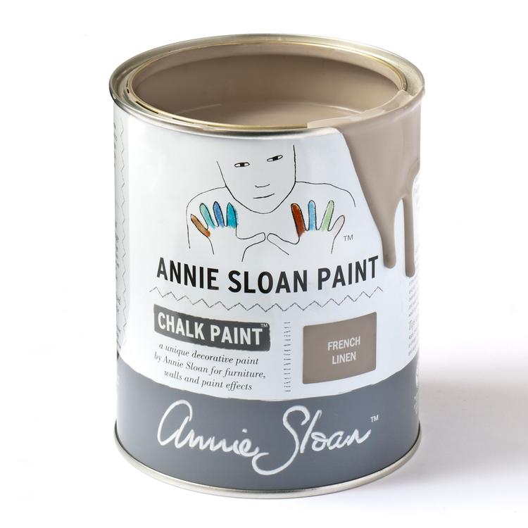Annie Sloan Chalk Paint French Linen 1L
