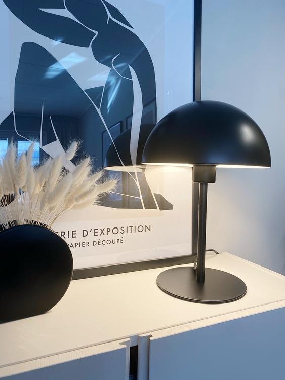 Bordslampa Iconic