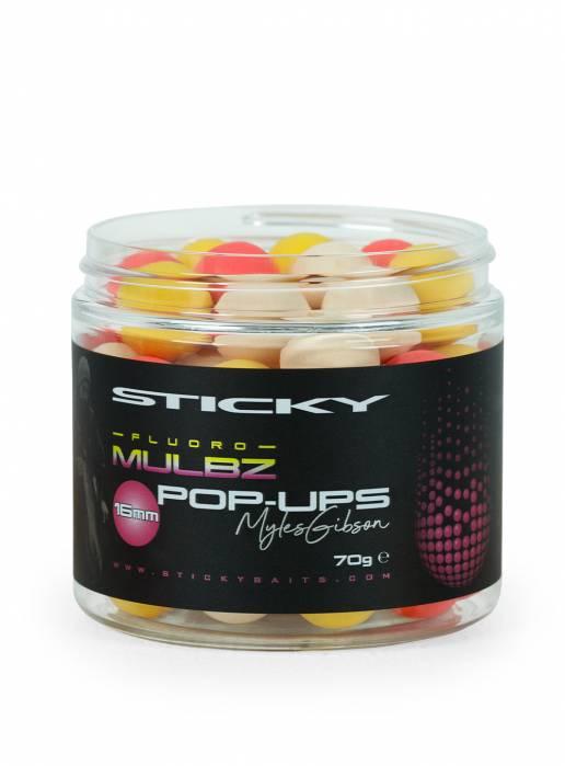 STICKY BAITS MULBZ PASTEL Pop up 16mm