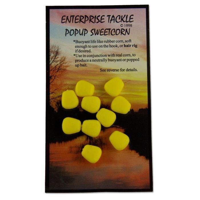 Enterprise Pop Up Corn Yellow Naturell