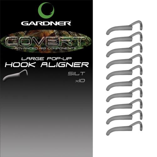 Gardner Covert Pop-Up Small Hook Aligner Silt