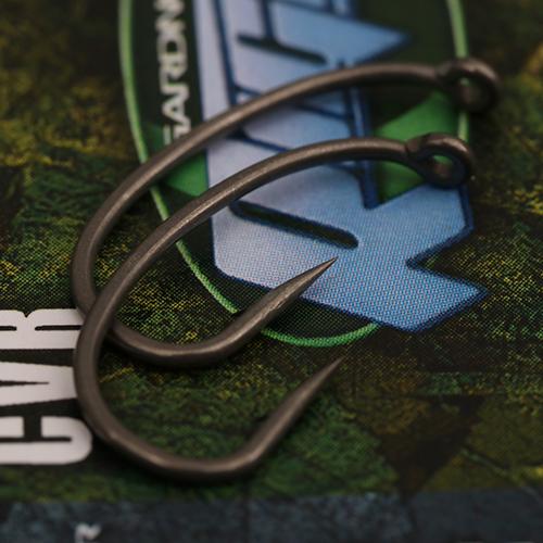Gardner Curved Rigga Hooks (CVR)