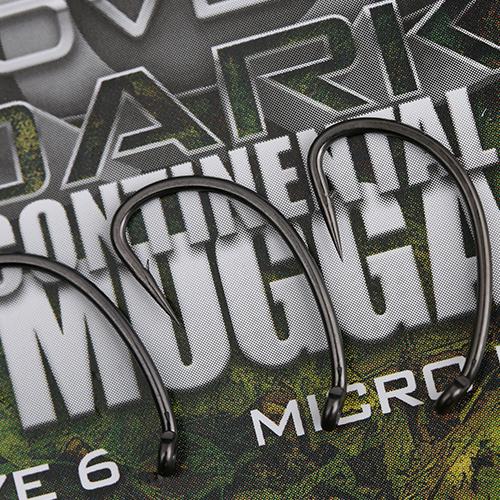 Gardner Covert DARK Continental Mugga Hooks