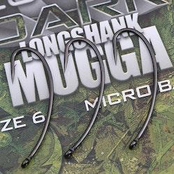 Gardner Covert Dark Longshank Mugga Hooks