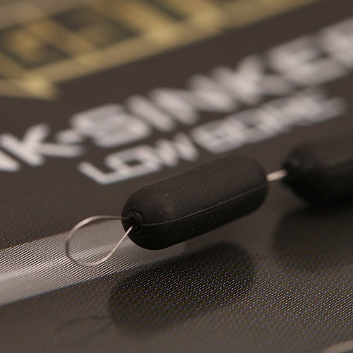 GARDNER Covert Tungsten Link-Sinkers (High Bore - Silt)