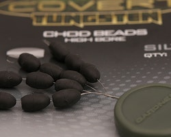 Gardner Covert Tungsten Chod Beads (Low Bore - Silt)