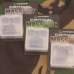 Gardner Critical Mass Putty Green