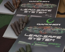 Gardner Covert C-Thru Green Lead-Safe System