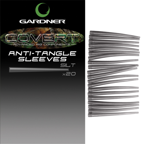 Gardner Covert Anti-Tangle Sleeves Silt