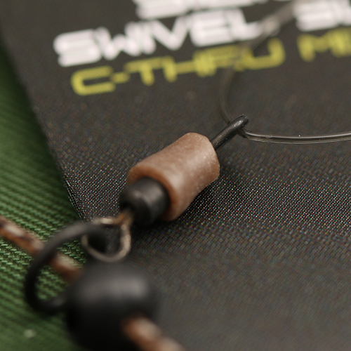 Gardner Covert Silicone Swivel Sleeves GREY