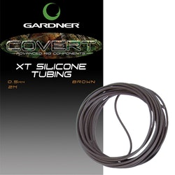 Gardner Covert XT Silicone Tubing Grey