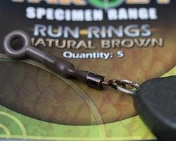 Gardner Target Run Rings Natural Green