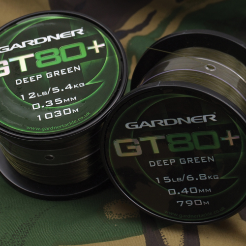 Gardner GT80+ 15lb Dark Green