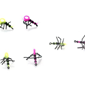 PB Products Zig-Insects (Black and White)