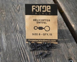 FORGE Tackle Helicopter Swivel