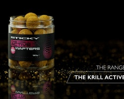 STICKY BAITS KRILL ACTIVE Wafters 20mm