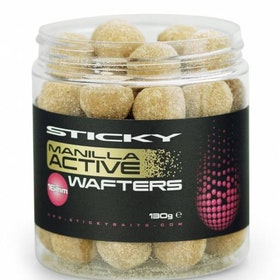 STICKY BAITS MANILLA ACTIVE Wafters 16mm
