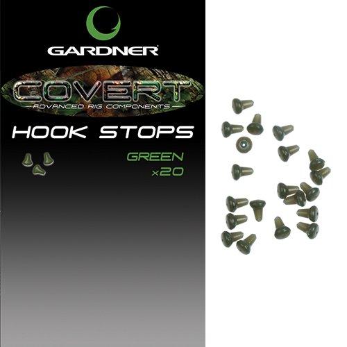 Gardner Covert Hook Stops Silt