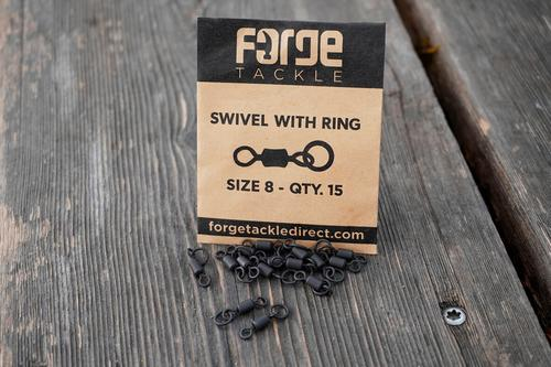 FORGE Tackle Swivel With Ring Size 8