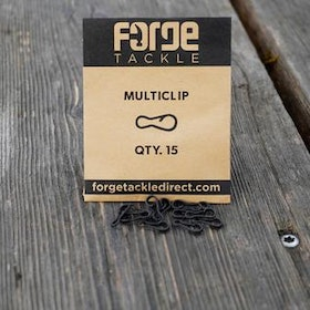 FORGE Tackle Multiclip