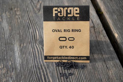 FORGE Tackle Oval Rig Ring