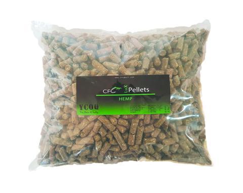 CFC Baits PURE RAPID HEMP Pellets 3kg