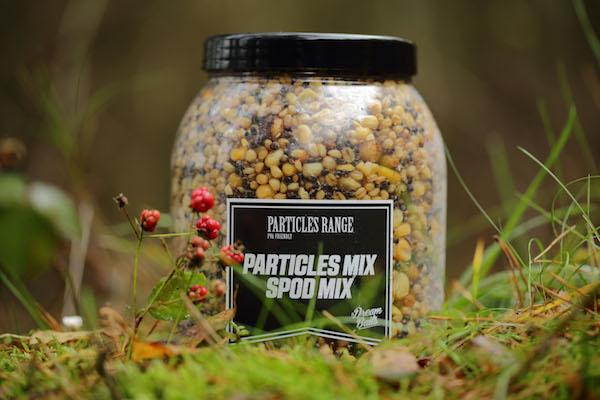 Dreambaits Mixed Particels Ready to Go