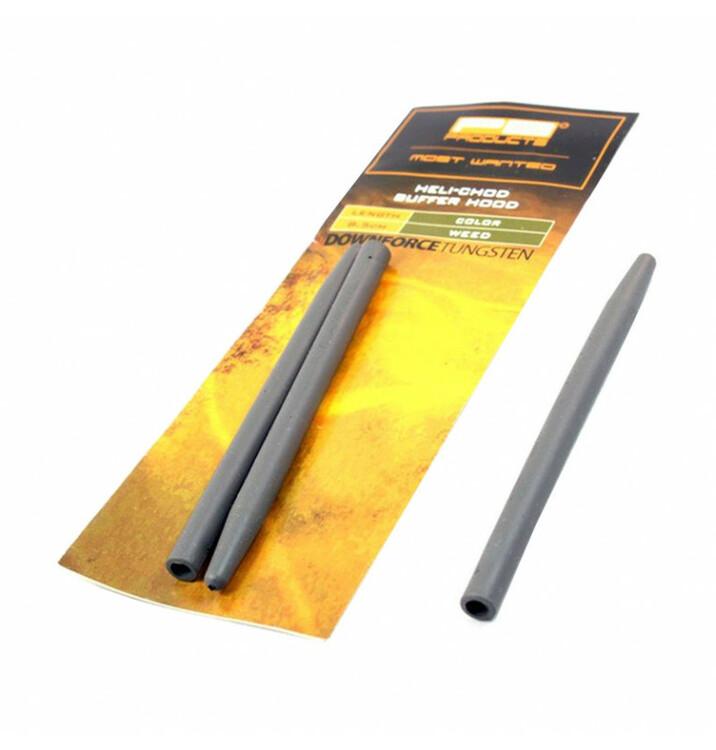 PB Products DT Heli-Chod Buffer Hood 8,5cm Silt