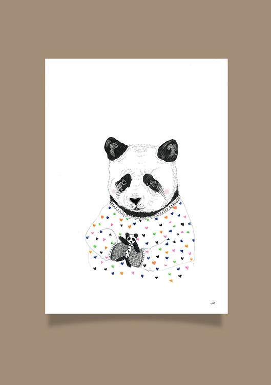 Min vän pandan