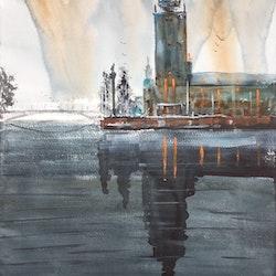 Kommunhuset , Stockholm -Finns på Noa Gallery