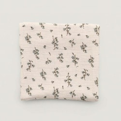 Muslin Swaddle Blanket Bluebell - Garbo & Friends