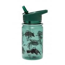 Drickflaska med djurmotiv