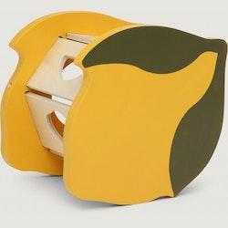 Klosslåda Lemon - Konges Slöjd