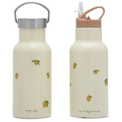 Kopia Thermo bottle / Flaska Lemon - Konges Slöjd