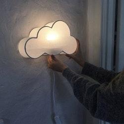 Vägglampa Moln - Konges Slöjd