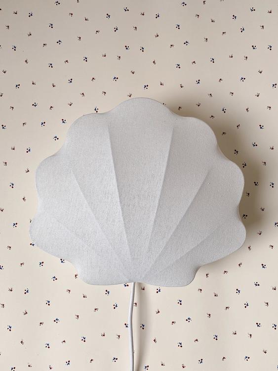 Clam lamp White - Konges Slöjd