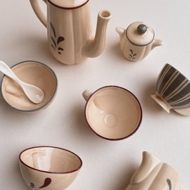 Tea set - Konges Slöjd