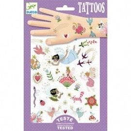 Barnvänliga tattoos, Feer