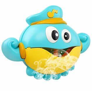 Bläckfisk gör bubblor och sjunger!