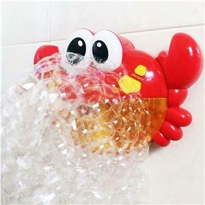 Krabba som gör bubblor och sjunger!