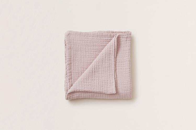 Muslin Swaddle Blanket Calamine - Garbo & Friends