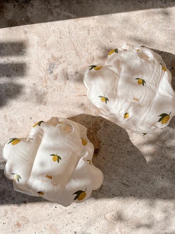 Armpuffar Lemon- Konges Slöjd