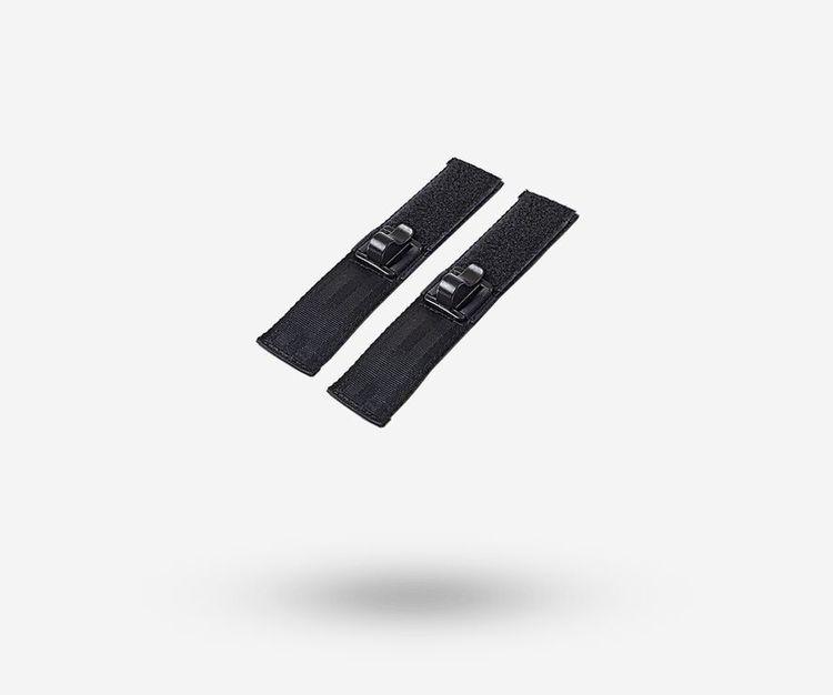 Bugaboo organizer seat attachment straps & clips