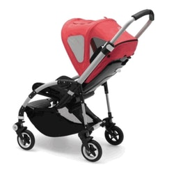 Bugaboo breezy neon red