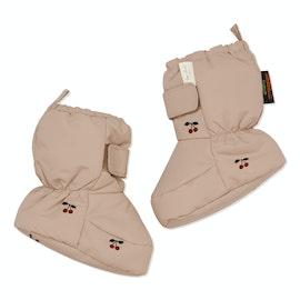 Baby snow boots Cherry Blush - Konges Slöjd