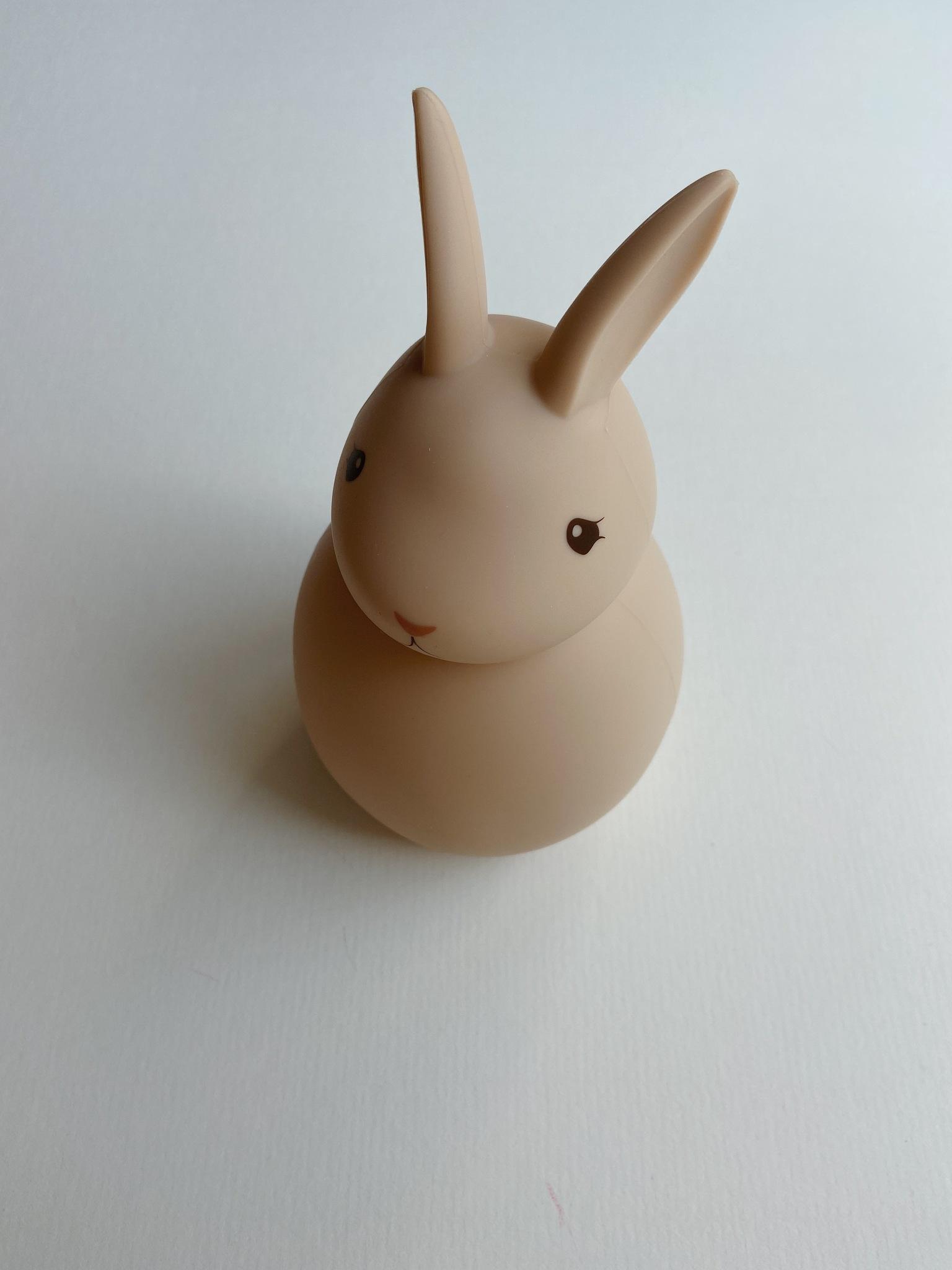Silikon Led lamp Bunny - Konges Slöjd