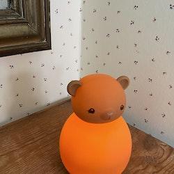 Silikon Led Lamp Teddy- Konges Slöjd
